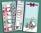 Santa's Workshop - Hobonichi Weeks Sticker Kit