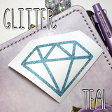 Sparkly Diamond Vinyl Decal Sticker
