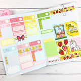 Starberry Lemonade - Mini Sticker Kit Print Pression Weeks