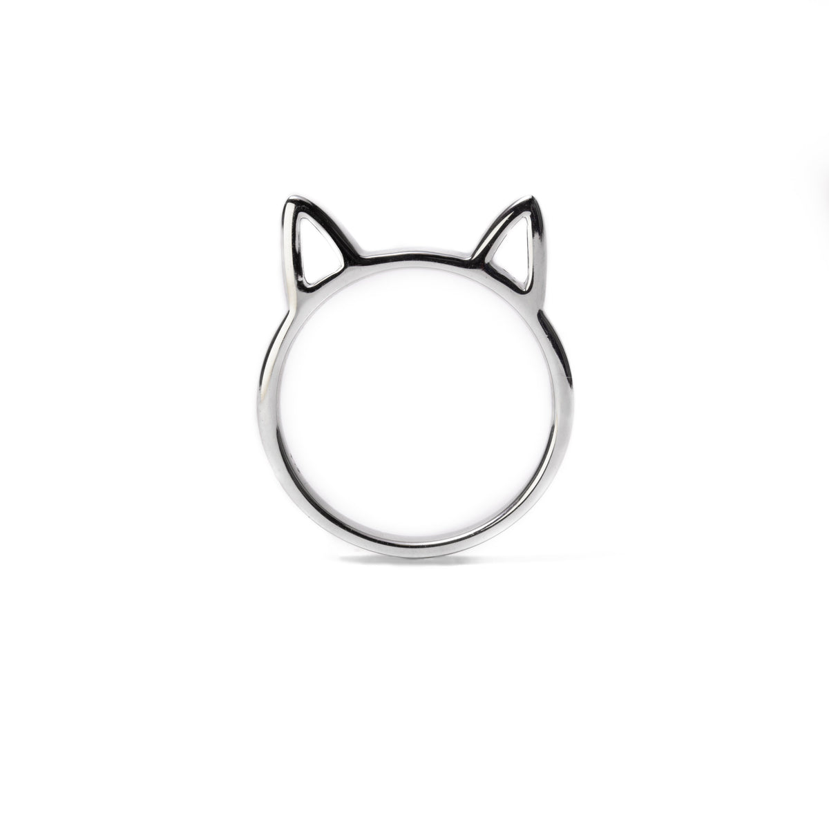 Kawaii Cat Ears Ring
