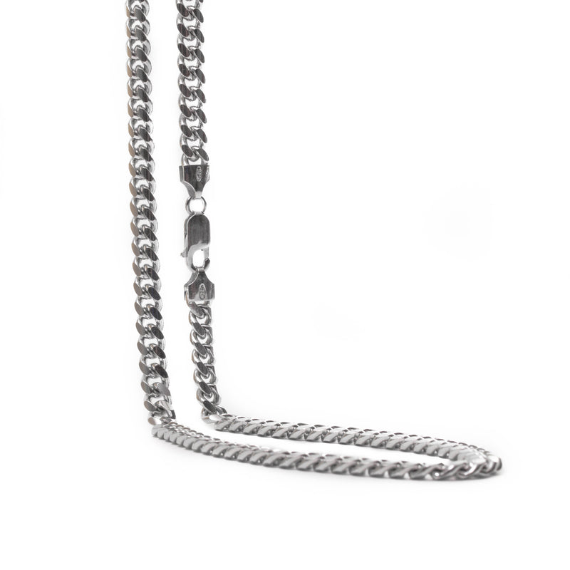 Regular Cuban Chain Necklace