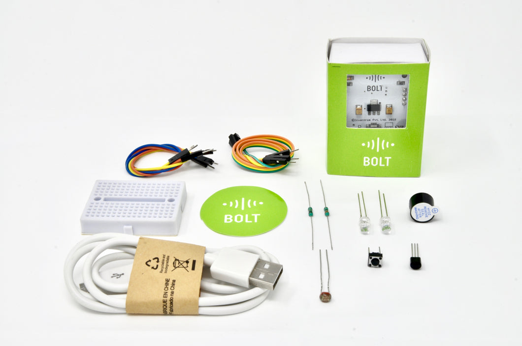 IoT and ML Training with Hardware Kit