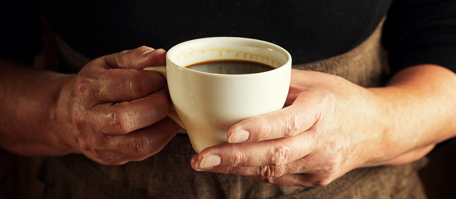 How does coffee affect blood pressure?