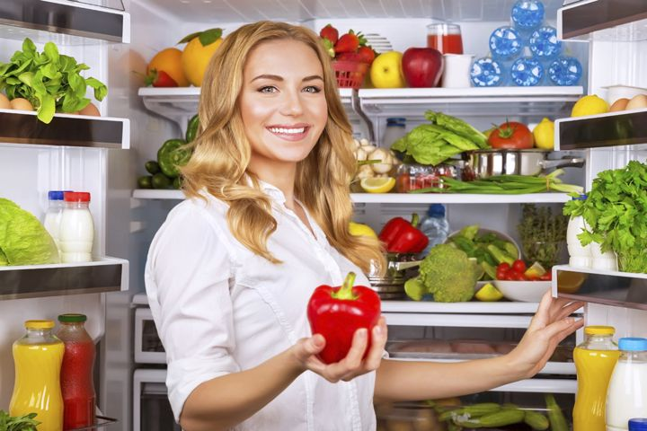 Four healthy eating strategies to work on while staying at home