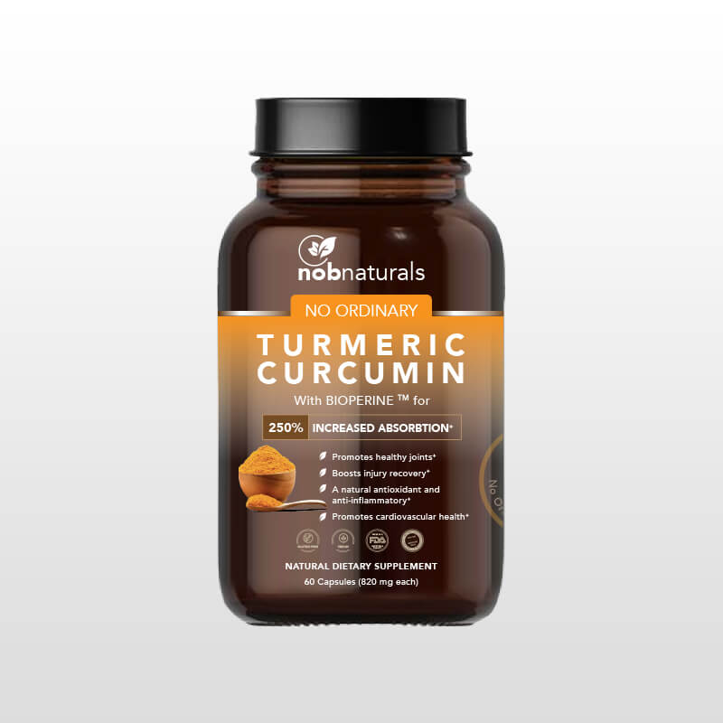 No Ordinary Turmeric Curcumin