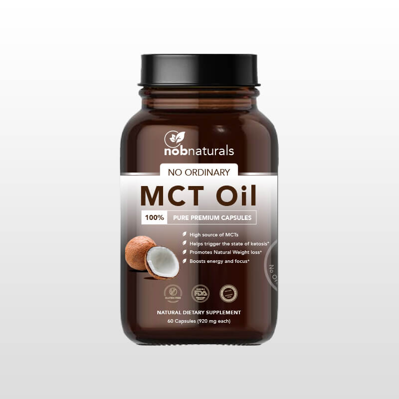 No Ordinary MCT Oil