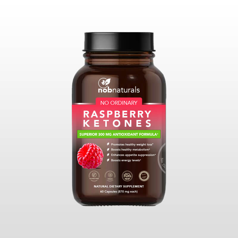 No Ordinary Raspberry Ketones