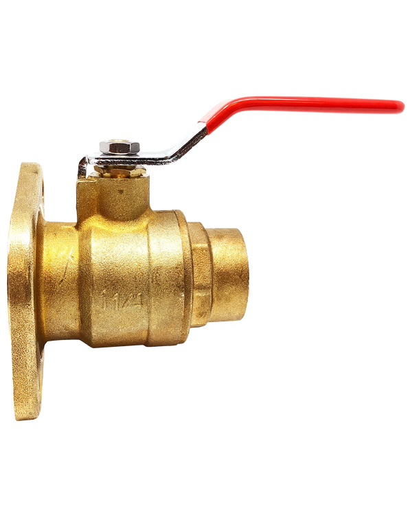 182 600 WOG FORGED BRASS PUMP ISOLATION VALVE