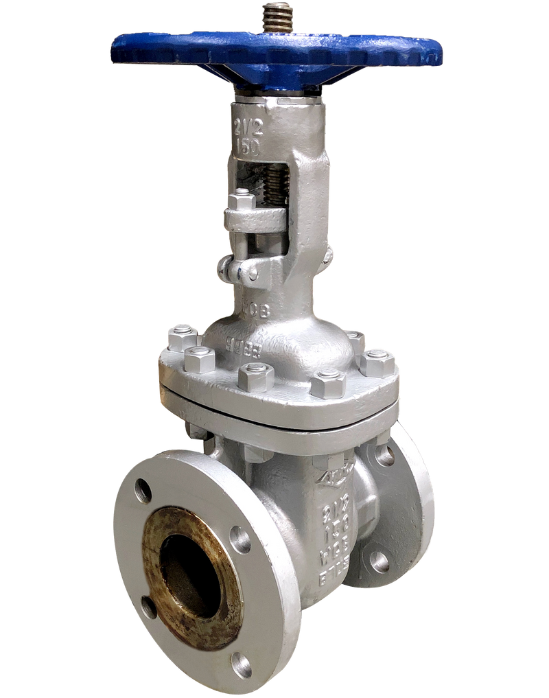 272-CS-300 Class 300 CAST STEEL GATE VALVE FLANGED ENDS BOLTED BONNET WCB BODY & BONNET 13Cr/HF TRIM