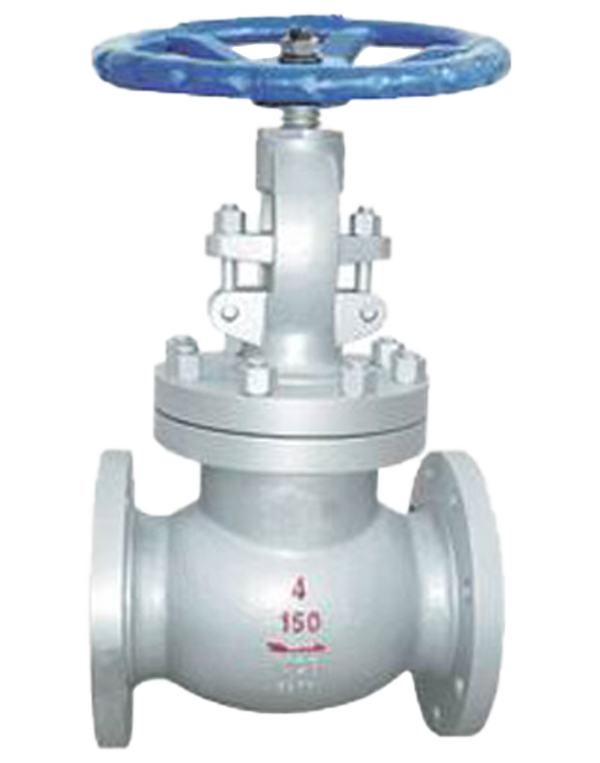 276-CS-150 CAST STEEL GLOBE VALVE CLASS 150 FLANGED ENDS BOLTED BONNET WCB BODY & BONNET TRIM 8