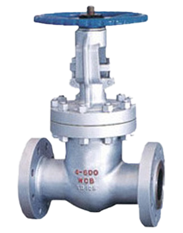 276-CS-600 CAST STEEL GLOBE VALVE CLASS 600 FLANGED ENDS BOLTED BONNET WCB BODY & BONNET 13Cr/HF TRIM