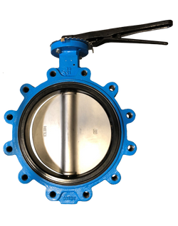 BL-1000 Series 200 WOG LUG STYLE BUTTERFLY VALVE