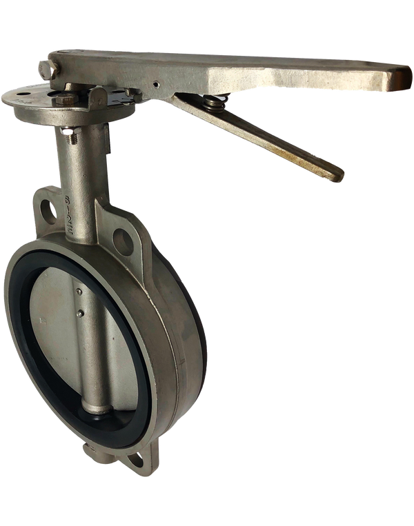 BW-2000-22 Series 200 WOG LUG STYLE STAINLESS STEEL BUTTERFLY VALVE