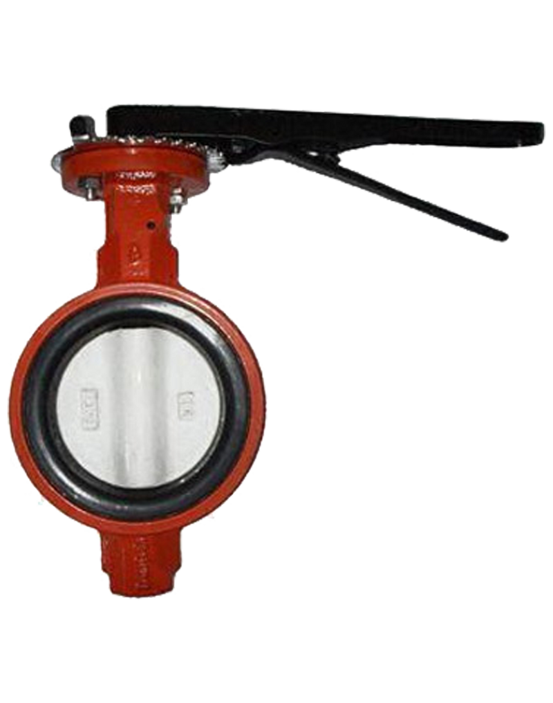 KVC BW-4000 Series 200 WOG WAFER STYLE BUTTERFLY VALVE