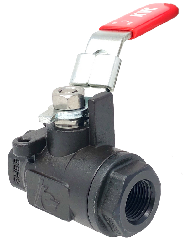C-203TWL 3000 WOG 2-PIECE CARBON STEEL BALL VALVE THREADED ENDS