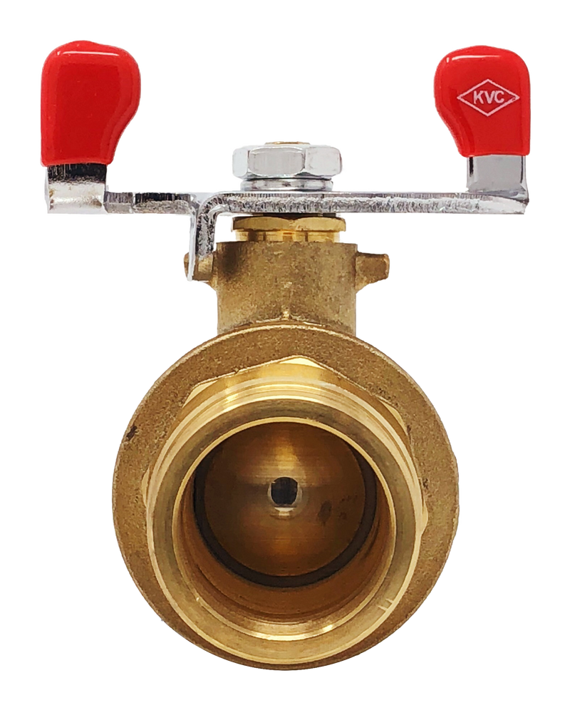 NL-1406 LEAD FREE 400 WOG F1960 COLD EXPANSION BRASS BALL VALVE