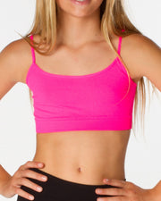 Bandeau Bra Cami for Tweens 7-14