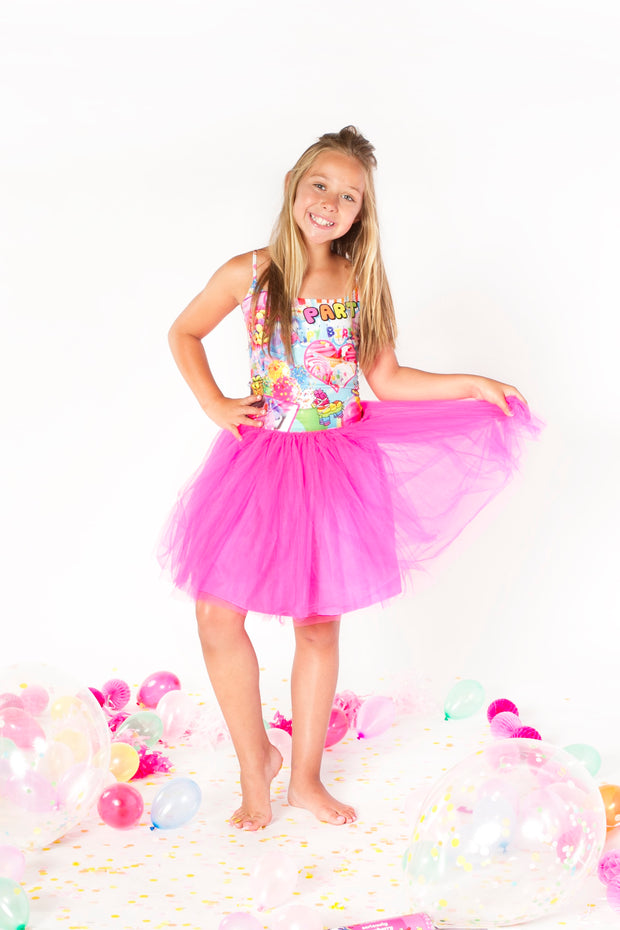 "Dani Kates ""It's My Birthday Full Cami"" for Tween 7-10"