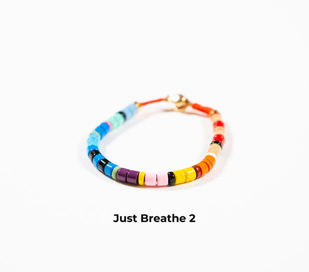 Just Breathe Bracelets