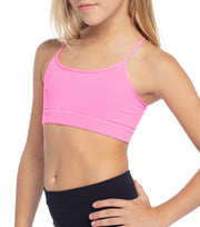 Bra Cami	for Little Girls 4-6x
