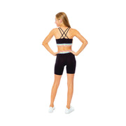 Sports Bra w/ Malibu Stripe Elastic Band for Tweens 7-14