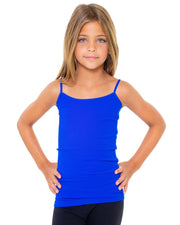 Solid Full Cami for Tweens 7-10