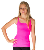 Solid Full Cami for Tweens 10-14