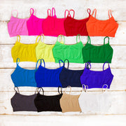 Bandeau Bra Cami for Girls 7-14