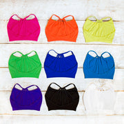 Cage Back Bra Cami for Girls 7-14