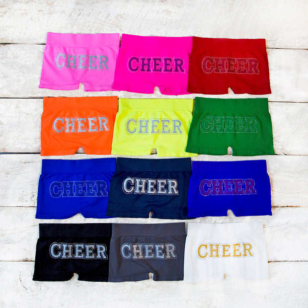 CHEER Boy Shorts for Senior