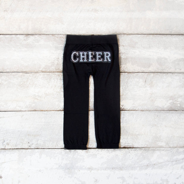 CHEER Ankle Length Leggings for Junior
