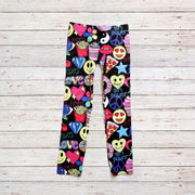 "Corey Paige ""Girl Power"" Leggings for Tweens 7-14"