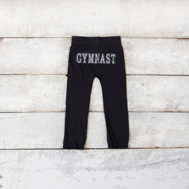 GYMNAST Ankle Length Leggings for Junior
