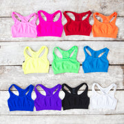 Sports Bra for Little Girls