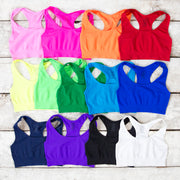 Sports Bra for Teens and Women