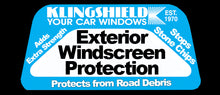 Load image into Gallery viewer, Front Windscreen Large Vehicle - Smash and Grab- Internal Protection Against Rock Throwing -External to Stop Chipping of Windscreen
