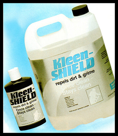 Kleenshield Glass Coating