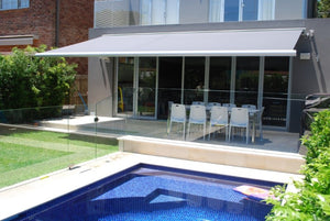 Retractable Folding Arm Awnings- Size Options
