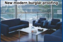 Load image into Gallery viewer, ClearView Burglar Bars