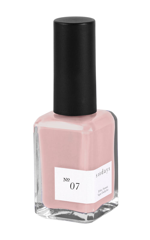 Nontoxic Nail Polish No.07