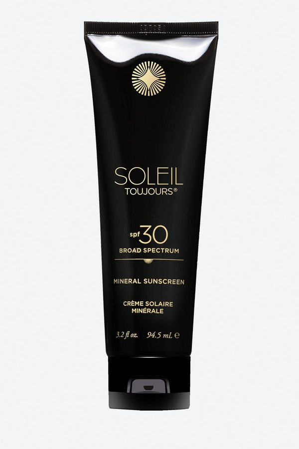 100% Mineral Sunscreen SPF 30