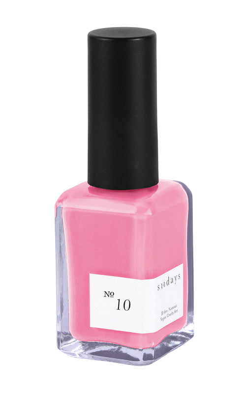 Nontoxic Nail Polish No.10