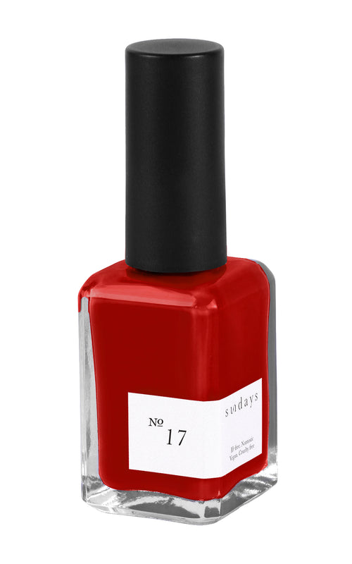 Nontoxic Nail Polish No.17