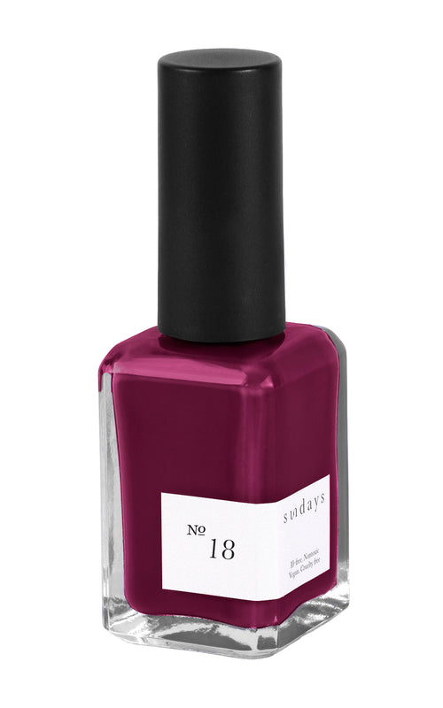 Nontoxic Nail Polish No.18