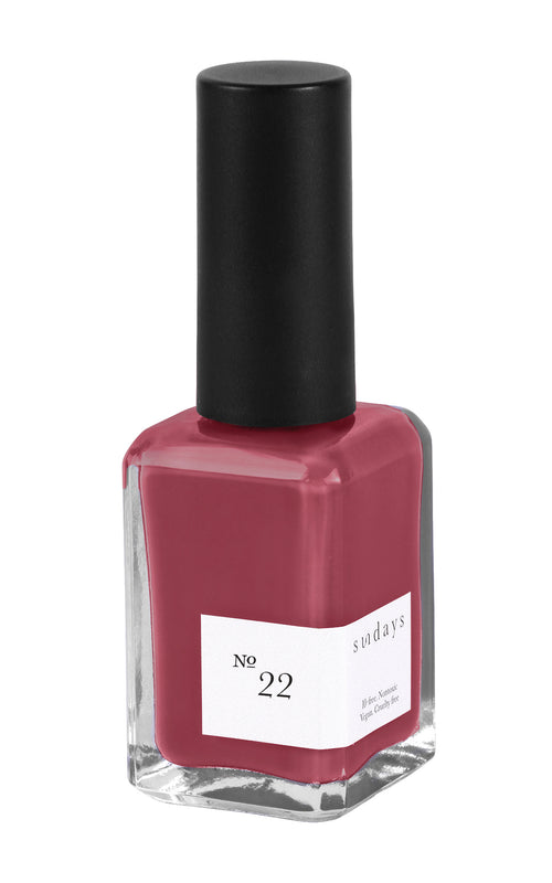 Nontoxic Nail Polish No.22