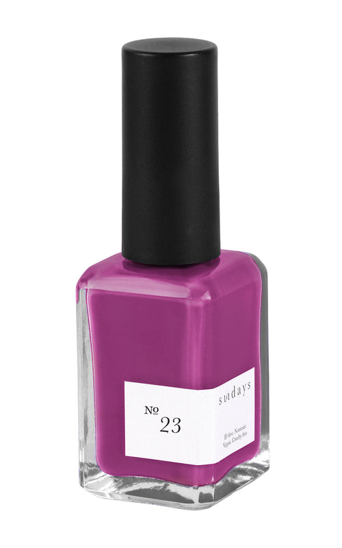 Nontoxic Nail Polish No.23