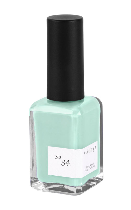 Nontoxic Nail Polish No.34