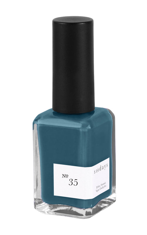 Nontoxic Nail Polish No.35