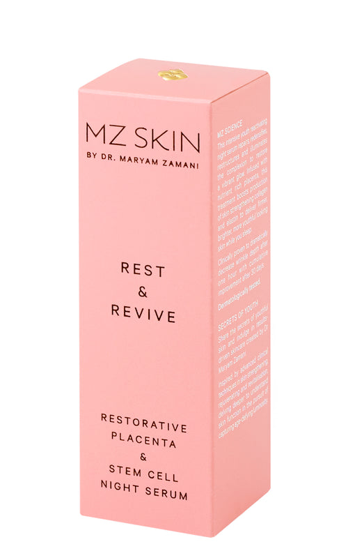 Rest & Revive - Restorative Placenta Stem Cell Night Serum