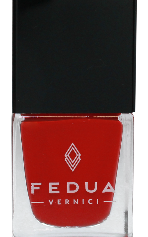 Gel Effect Nail Polish - Classic Red 11ml